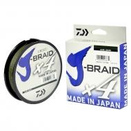 LINHA J-BRAID X4 135m VERDE