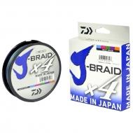 LINHA J-BRAID X4 300m MULTI CORES