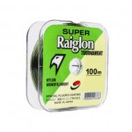 LINHA SUPER RAIGLON VERDE 100M