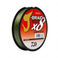 LINHA J-BRAID GRAND X8 150yrd VERDE